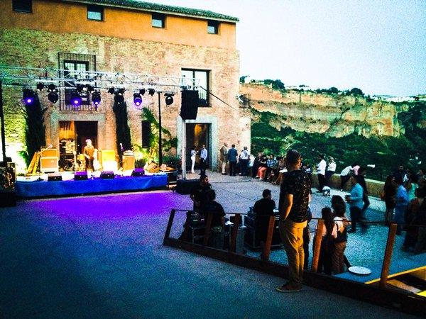 Festival del Ritmo 2015 (Bodega Descalzos Viejos, Ronda)