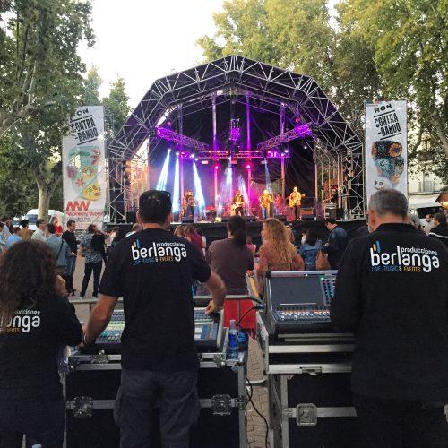 Festival Monkey Week 2016 (Escenario Alameda)