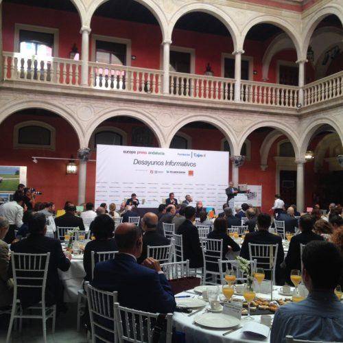 Desayuno informativo Europa Press Andalucía